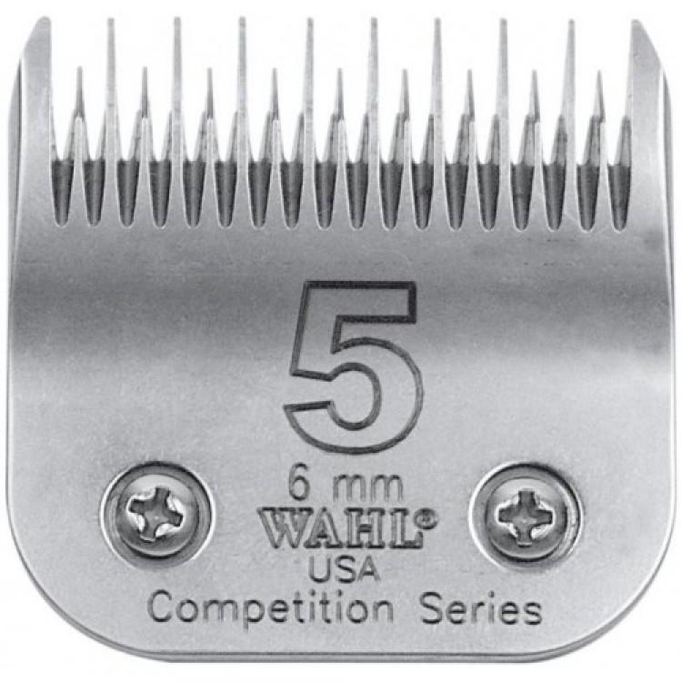 Нож филировочный WAHL, #5 (6мм), стандарт А5