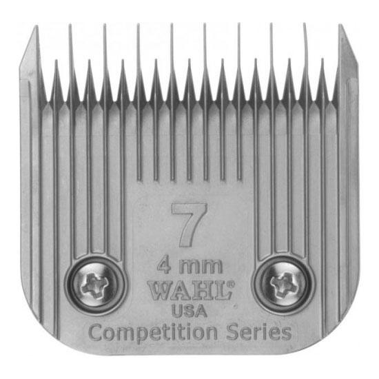 Нож филировочный WAHL, #7 (4мм), стандарт А5