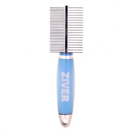 Расческа с гелевой ручкой, двусторонняя, Ziver 50.ZV.008